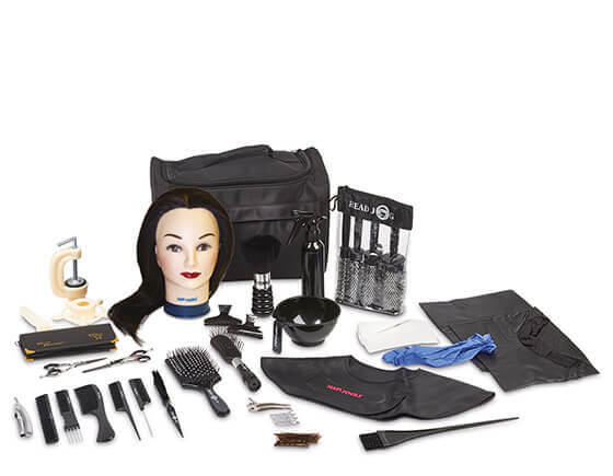 Habia approved level 2 leftie hair kit